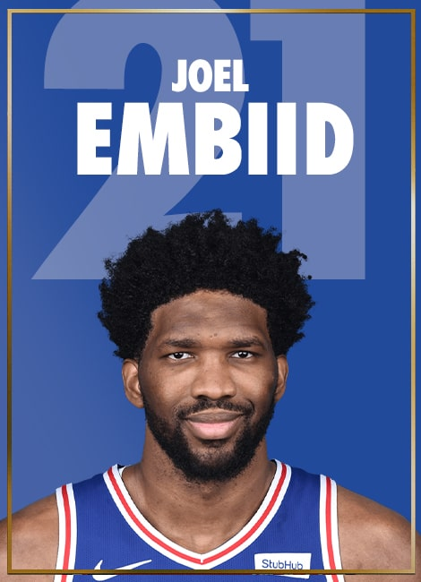 Joel Embiid - Joel Embiid's shoes and clothing - skstore.eu
